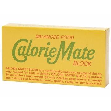 【20個入り】大塚製薬 カロリーメイト ブロック フルーツ味 2本