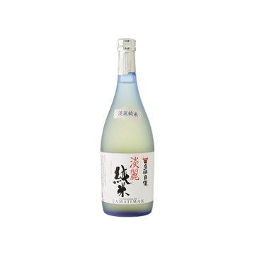 清酒 多満自慢 淡麗純米 720ml