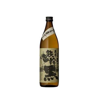 単式25゜鉄幹 黒 芋 900ml
