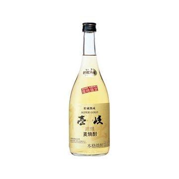 玄海酒造 単式22°壱岐 スーパーゴールド麦 箱無 720ml