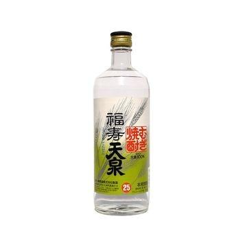 【12個入り】単式25°福寿天泉 麦 720ML