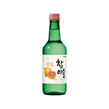 眞露ジャパン JINRO チャミスル グレープフルーツ 360ml
