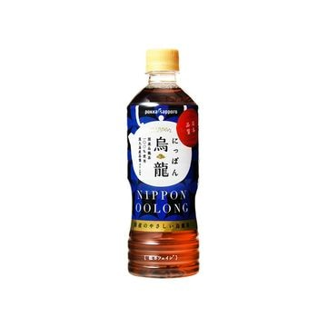 【24個入り】ポッカ にっぽん烏龍 ペット 525ml