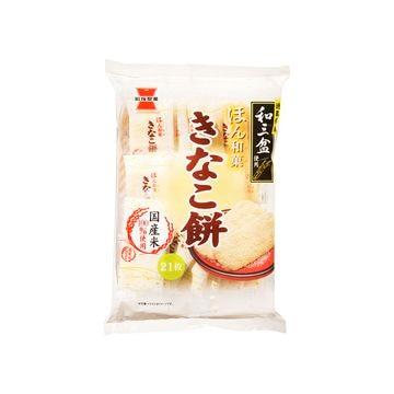 【送料無料】岩塚製菓 きなこ餅 21枚 x 12個
