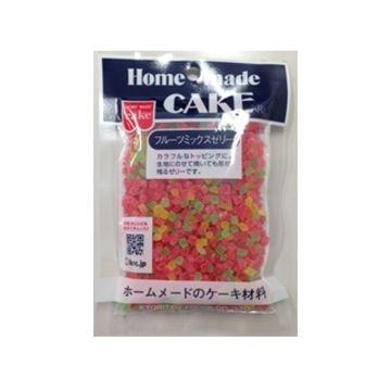 【送料無料】共立食品 ホームメイド フルーツミックスゼリー 70g x 5個