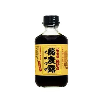 【6個入り】ヒゲタ 江戸老舗 秘伝の蕎麦露 瓶 300ml