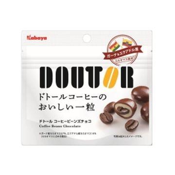 【8個入り】カバヤ ドトールコーヒー ビーンズチョコ 39g