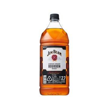 【3個入り】サントリー ジム ビーム ペットボトル 2.7L