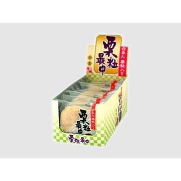 【8個入り】天恵製菓 栗粒最中 1個