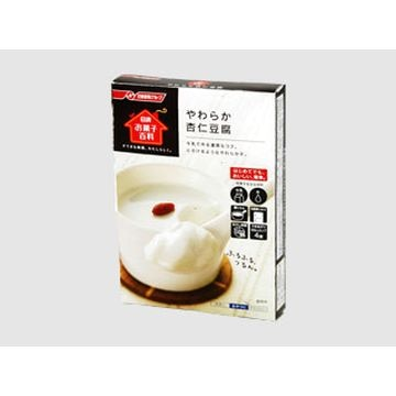 【送料無料】日清フーズ お菓子百科 やわらか杏仁豆腐 60g x 6個