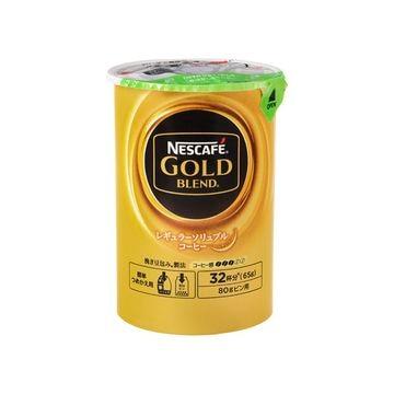 【12個入り】ネスカフェ ゴールドブレンドエコ&システムパック 65g