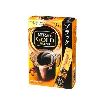 【6個入り】ネスカフェ ゴールドブレンドスティックブラック 2g