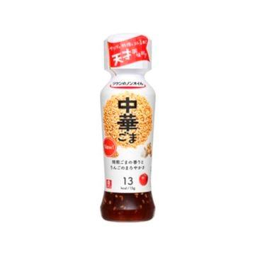 【12個入り】理研ビタミン リケンのノンオイル 中華ごま 190ml