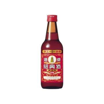 宝 紹興花彫酒「塔牌」陳五年 360ml