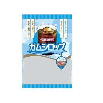 【12個入り】サクラ食品 ガムシロップ 13gX30