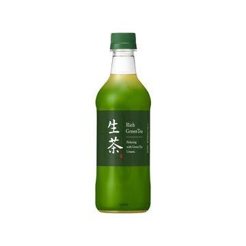 【24個入り】キリン 生茶 ペット 525ml
