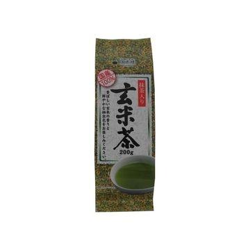 国太楼 抹茶 こうばしい玄米茶 200g x 12個