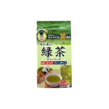 国太楼 ポット用 緑茶 ティーバッグ 3g x 30袋 x 12個