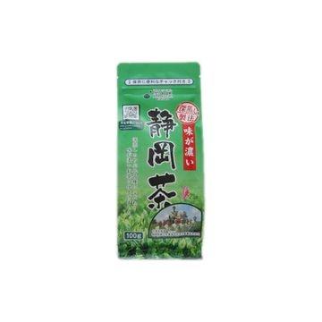 国太楼 味が濃い深蒸し静岡茶 100g x 12個
