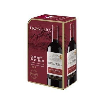 【4個入り】コンチャ・イ・トロ フロンテラ ワインフレッシュサーバーカベルネソービニヨン 赤 3L