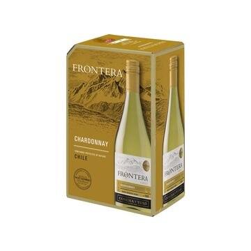 【4個入り】コンチャ・イ・トロ フロンテラ ワインフレッシュサーバー シャルドネ 白 3L