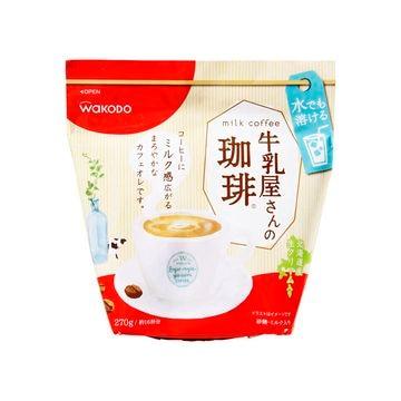 【12個入り】和光堂 牛乳屋さんの珈琲 袋 270g