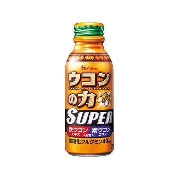 【5個入り】ハウスウェルネスF ウコンの力スーパー 6本パック 120X6