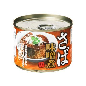 ネクストレード さば味噌煮缶 180g x 48個
