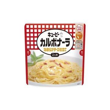 【8個入り】QP カルボナーラ なめらかチーズ仕立て 255g