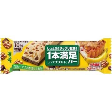 【9個入り】アサヒ 1本満足バー バナナタルト 1本