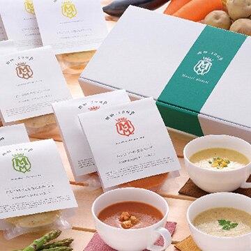 マーゼルマーゼル スープスムージー4種のスープセット 13004255