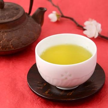 高柳製茶 静岡牧之原「深蒸しかぶせ茶」金印極上(箱入り) 13004309