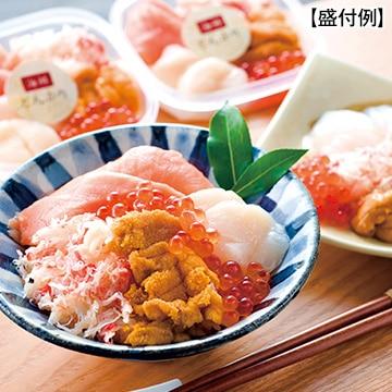 札幌バルナバフーズ 海鮮丼の具 2食 13004569