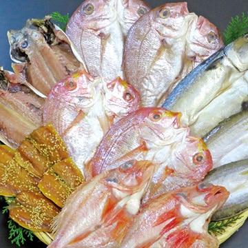 海鮮バラエティ詰合せ(7種) 13004729