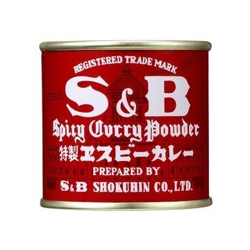 S&B カレー 20g x 10個
