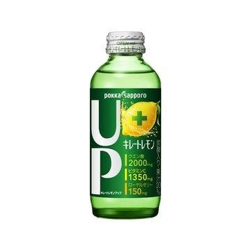 【6個入り】ポッカサッポロ キレートレモンアップ 瓶 155ml