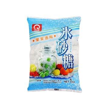 【送料無料】【10個入り】パールエース 氷砂糖 クリスタル 1Kg
