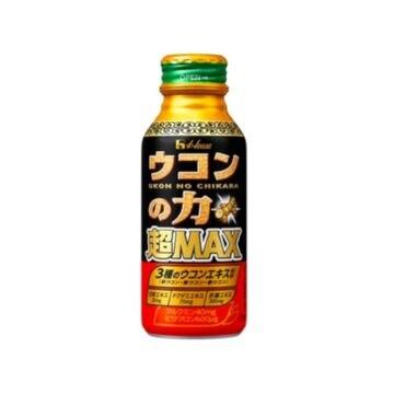 【6個入り】ハウスWF ウコンの力 超MAX 缶 120ml
