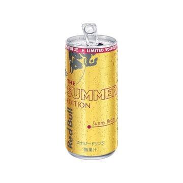 【24個入り】レッドブル エナジードリンク サマーエディション 缶 185ml