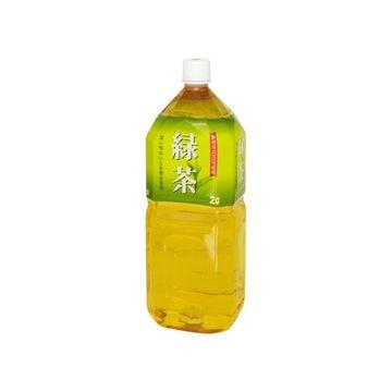 サーフ 桂香園 緑茶 2L x 6個