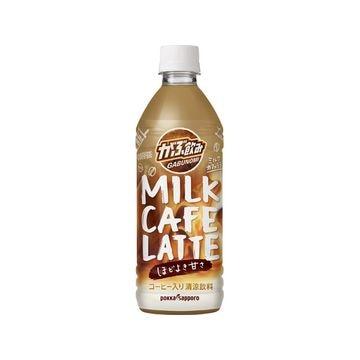 がぶ飲みミルク カフェラテ 500mL x 24個