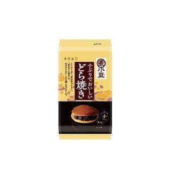 【8個入り】井村屋 小ぶりでおいしいどら焼き 4個