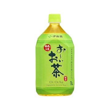 おーいお茶 緑茶 1L x 12個