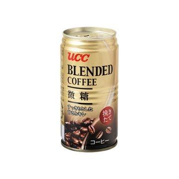 UCC ブレンドコーヒー 微糖 185g x 30個