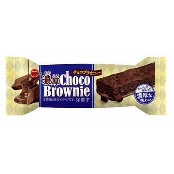 ブルボン 濃厚チョコブラウニー 1個 x 9個