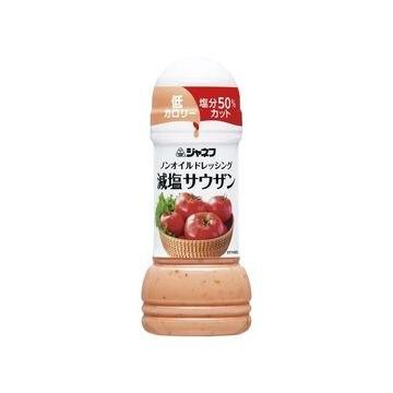 ジャネフ ノンオイルドレ 減塩サウザン 200g x 12個