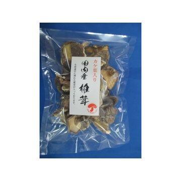 王将椎茸 国産椎茸 カケ葉 80g x 10個