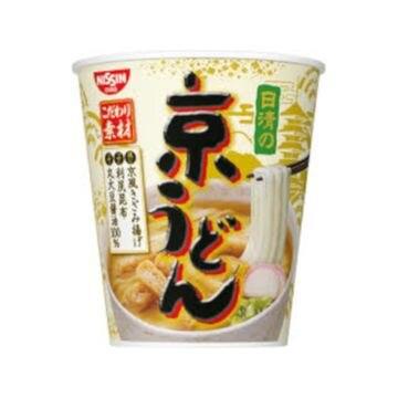 【20個入り】日清食品 京うどん カップ 69g
