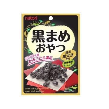 なとり 黒豆おやつ 25g x 10個