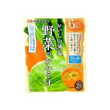 【8個入り】ハナマルキ かるしお おいしい減塩 野菜 6食